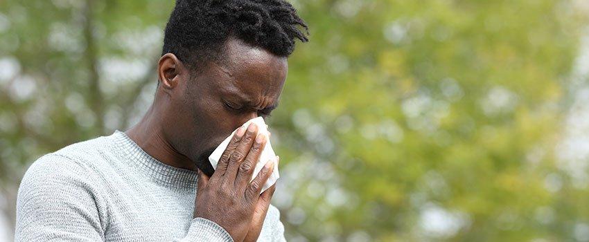 Is Springtime Allergy Season?